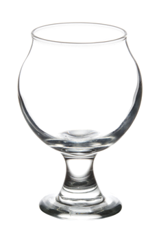 A 5 oz. Belgian glass