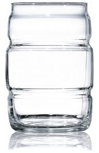 BARREL GLASS E5797 16OZ