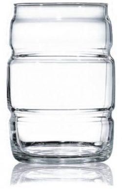 Barrel Beer Glass