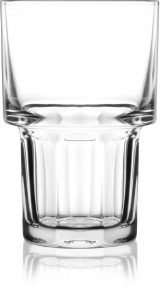 Stackable Gibraltar Beverage Glass