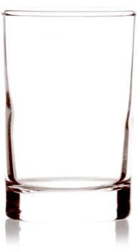 a 9.5 ounce sampler glass
