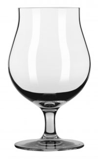 Master's Reserve Belgian Ale Beer Glass